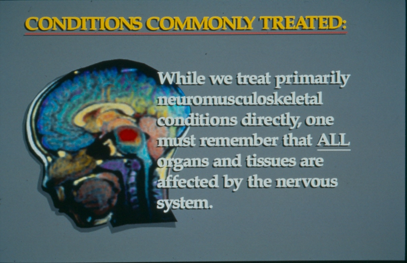Conditions Commonly Treated
