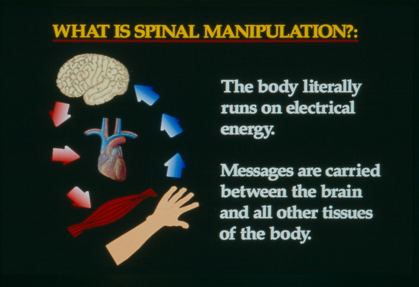 What Is Spinal Manipulation