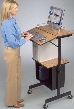 Stand Up Workstation