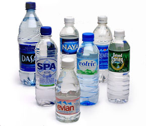 Brands of Bottled Water