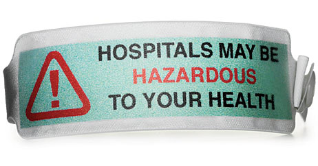 Hospitals Hazardous To Health